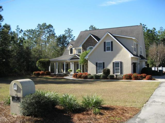 746 Catherine Street, Jesup, GA 31546 (MLS #129775) :: Coastal Homes of Georgia, LLC