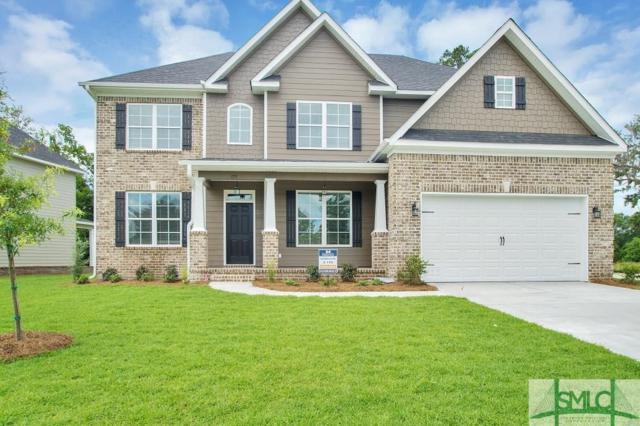 170 Beckley Drive, Richmond Hill, GA 31324 (MLS #129933) :: Coldwell Banker Holtzman, Realtors