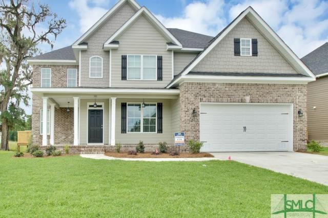 180 Beckley Drive, Richmond Hill, GA 31324 (MLS #129958) :: Coldwell Banker Holtzman, Realtors