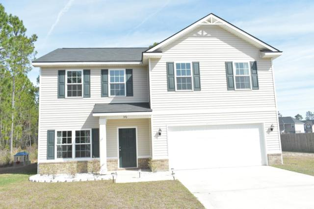376 Owens Street Ne, Ludowici, GA 31316 (MLS #130185) :: Coldwell Banker Holtzman, Realtors