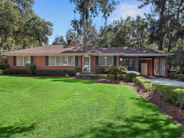 1001 Avalon Avenue, Brunswick, GA 31523 (MLS #130277) :: Coldwell Banker Holtzman, Realtors
