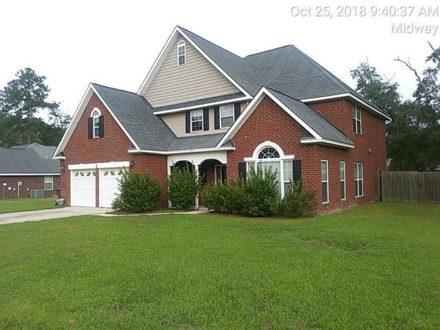 157 Medway Drive, Midway, GA 31302 (MLS #130279) :: Coldwell Banker Holtzman, Realtors