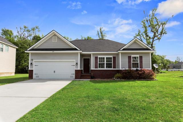 1234 Peacock Trail, Hinesville, GA 31313 (MLS #130906) :: Coldwell Banker Holtzman, Realtors