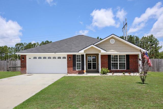 707 Auburn Cove, Hinesville, GA 31313 (MLS #131564) :: Coldwell Banker Holtzman, Realtors