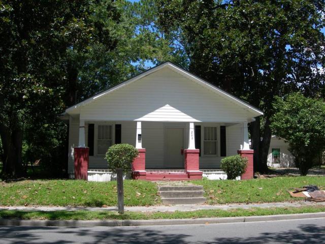 206 Church Street, Glennville, GA 30427 (MLS #131583) :: Coldwell Banker Holtzman, Realtors