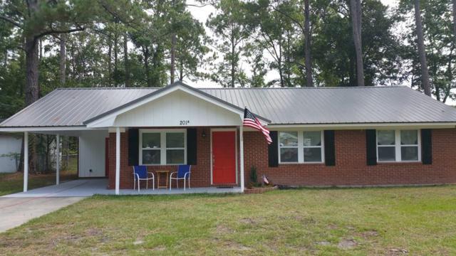 201A Becky Street, Hinesville, GA 31313 (MLS #131800) :: Coldwell Banker Holtzman, Realtors