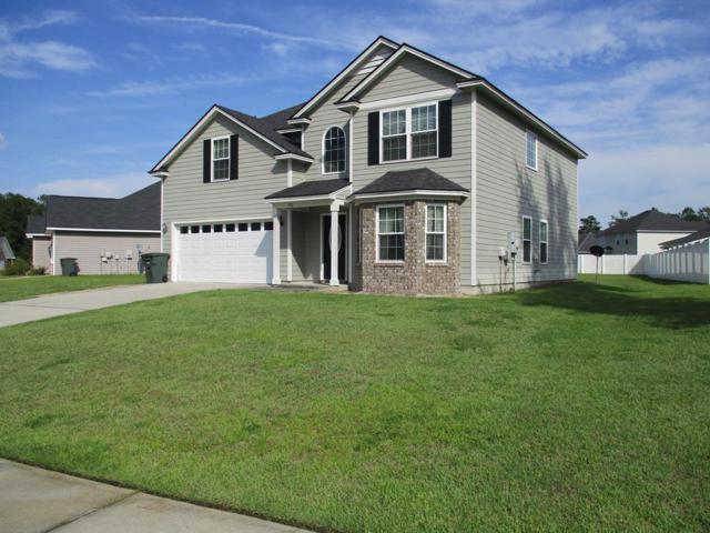 911 Rachel Lane, Hinesville, GA 31313 (MLS #131927) :: Coldwell Banker Holtzman, Realtors