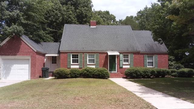 111 North Church Street, Glennville, GA 30427 (MLS #132182) :: RE/MAX All American Realty