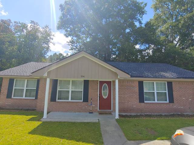 954 Black Willow Drive, Hinesville, GA 31313 (MLS #132188) :: Coldwell Banker Southern Coast