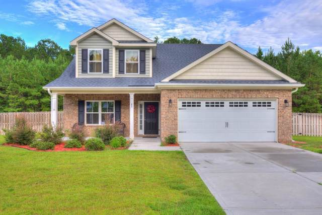 85 Bowridge Drive, Richmond Hill, GA 31324 (MLS #132208) :: Coldwell Banker Holtzman, Realtors