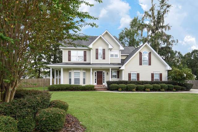 260 Misty Drive, Richmond Hill, GA 31324 (MLS #132232) :: Coldwell Banker Holtzman, Realtors