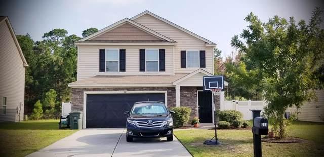 323 Connor Court, Hinesville, GA 31313 (MLS #132368) :: Coldwell Banker Holtzman, Realtors