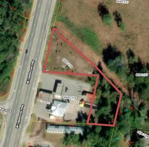 0 West Oglethorpe Highway, Hinesville, GA 31313 (MLS #132374) :: Coldwell Banker Holtzman, Realtors
