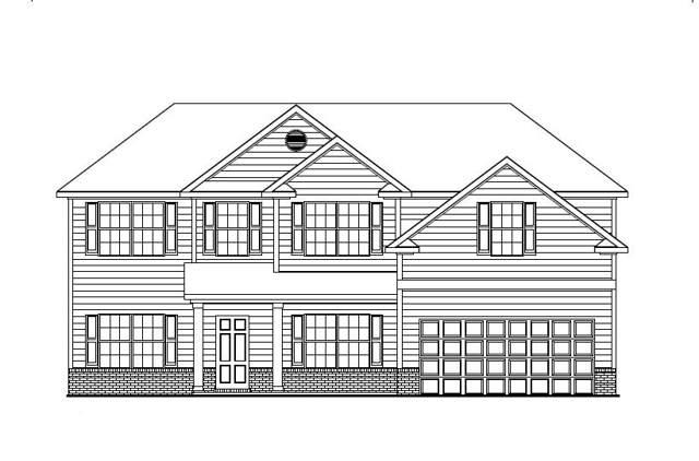 1853 Wiregrass Way, Hinesville, GA 31313 (MLS #132380) :: Coldwell Banker Holtzman, Realtors