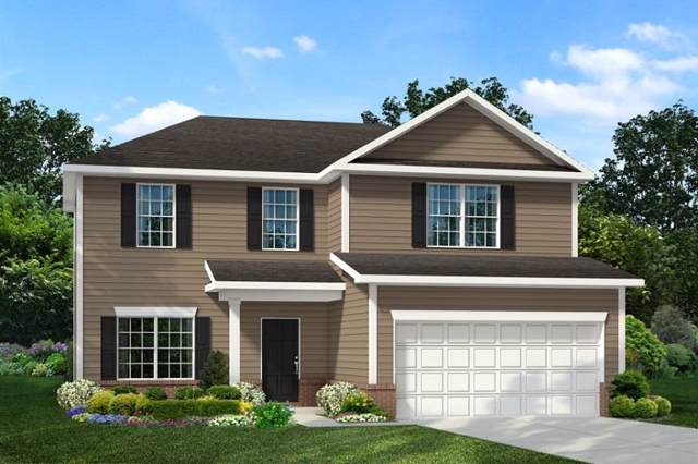 1864 Wiregrass Way, Hinesville, GA 31313 (MLS #132381) :: Coldwell Banker Holtzman, Realtors
