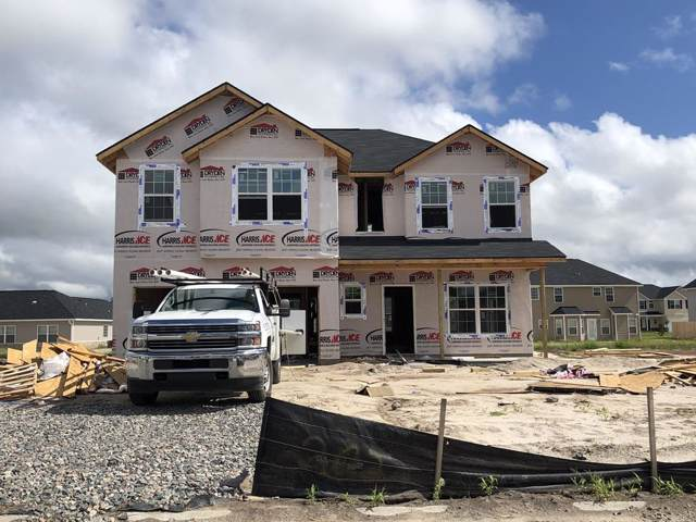 724 Burke Drive, Hinesville, GA 31313 (MLS #132383) :: Coldwell Banker Holtzman, Realtors