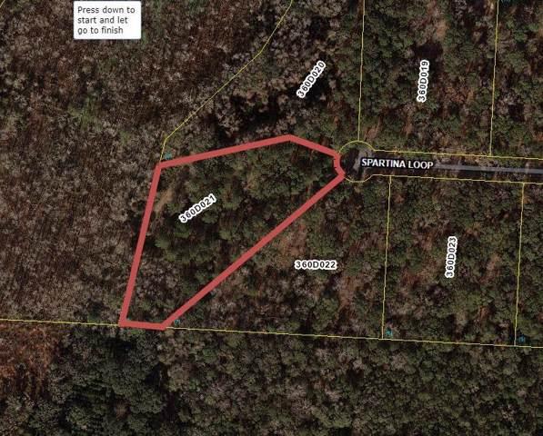 Lot 8 Spartina Way, Midway, GA 31320 (MLS #132401) :: Coldwell Banker Southern Coast