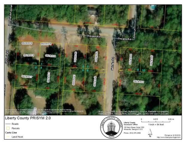 Lot 5 Dunlevie Road, Walthourville, GA 31301 (MLS #132403) :: Coldwell Banker Holtzman, Realtors