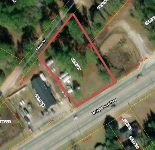 Tract 1 West Oglethorpe Highway, Hinesville, GA 31313 (MLS #132459) :: Coldwell Banker Holtzman, Realtors
