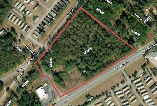 Tract 2 West Oglethorpe Highway, Hinesville, GA 31331 (MLS #132460) :: Coldwell Banker Holtzman, Realtors