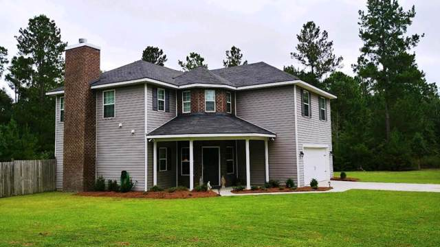 165 Swindell Street Se, Ludowici, GA 31316 (MLS #132478) :: Level Ten Real Estate Group