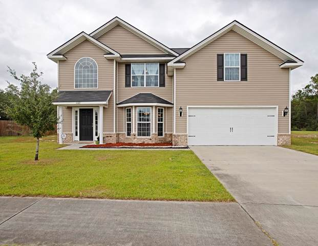 1123 Creekside Circle, Hinesville, GA 31313 (MLS #132479) :: Level Ten Real Estate Group