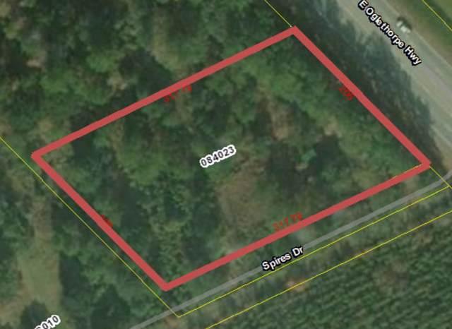 00 East Oglethorpe Highway, Flemington, GA 31309 (MLS #132502) :: Coldwell Banker Southern Coast