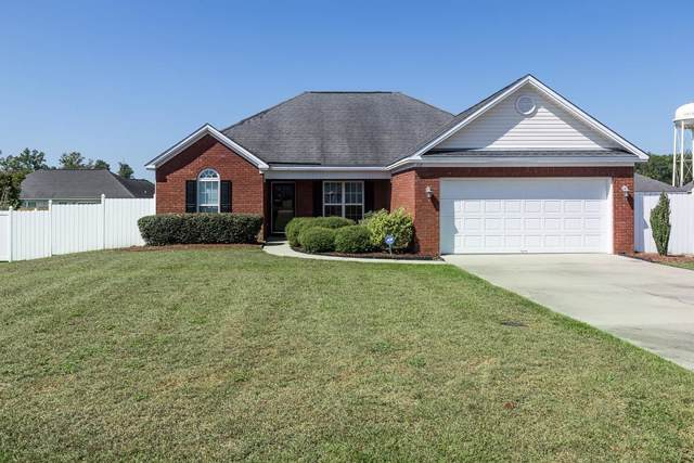 112 Auburn Circle, Glennville, GA 30427 (MLS #132515) :: RE/MAX All American Realty