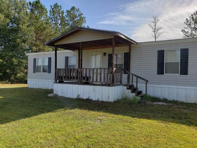 11073 Highway 301 South, Jesup, GA 31546 (MLS #132600) :: Coldwell Banker Holtzman, Realtors