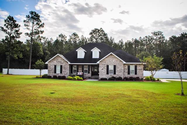 107 Vixenhill Drive, Jesup, GA 31545 (MLS #132616) :: RE/MAX All American Realty