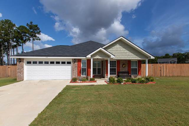 33 Powers Drive, Midway, GA 31320 (MLS #132666) :: Level Ten Real Estate Group