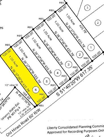 Lot 6 Old Hines Road, Flemington, GA 31313 (MLS #132671) :: Coldwell Banker Holtzman, Realtors