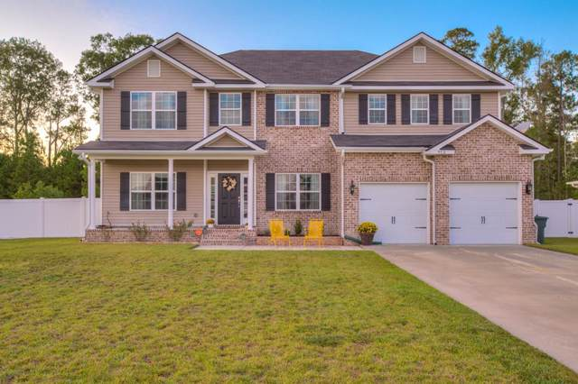 913 Oak Crest Drive, Hinesville, GA 31313 (MLS #132727) :: RE/MAX All American Realty