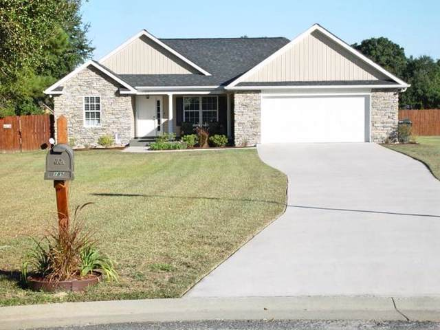 189 Conner Drive Ne, Ludowici, GA 31316 (MLS #132729) :: RE/MAX All American Realty