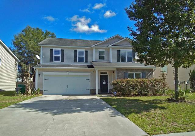 61 Sago Palm Drive, Bluffton, SC 29910 (MLS #132768) :: RE/MAX All American Realty