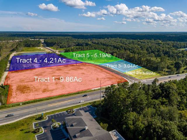 TRACT 6 Hwy 84 East, Flemington, GA 31313 (MLS #132839) :: Coldwell Banker Southern Coast