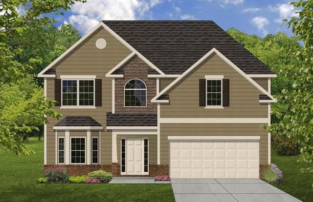 115 Huntington Drive Ne, Ludowici, GA 31316 (MLS #132860) :: RE/MAX All American Realty