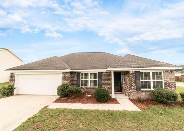 509 Herrington Street, Glennville, GA 30427 (MLS #132865) :: RE/MAX All American Realty