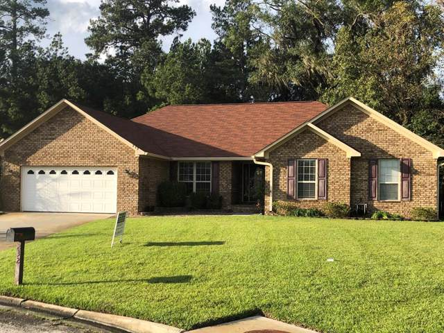 232 Shawn Court, Hinesville, GA 31313 (MLS #132880) :: Coldwell Banker Holtzman, Realtors