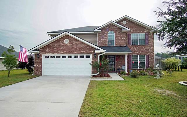 236 Augusta Way, Hinesville, GA 31313 (MLS #132945) :: RE/MAX All American Realty