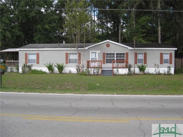 11 Renee Avenue, Midway, GA 31320 (MLS #132962) :: RE/MAX All American Realty