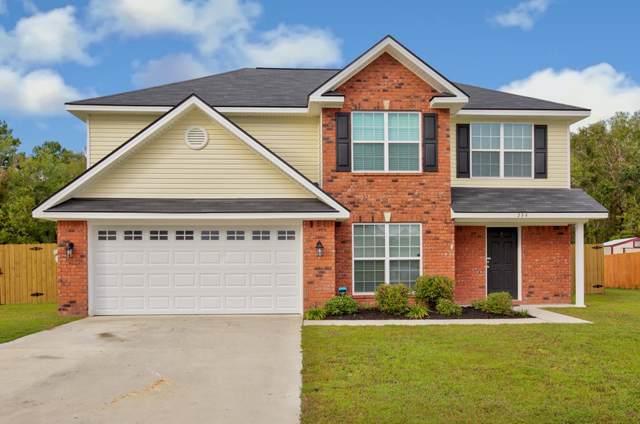 234 Oak Harvest Ridge, Midway, GA 31320 (MLS #132989) :: RE/MAX All American Realty