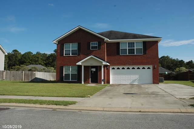 247 Manchester Court, Midway, GA 31320 (MLS #132995) :: Coldwell Banker Holtzman, Realtors