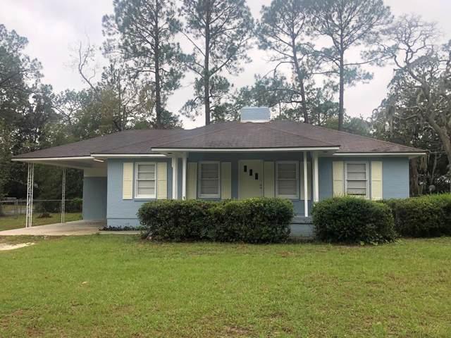 115 Black Street, Jesup, GA 31545 (MLS #133014) :: Coldwell Banker Holtzman, Realtors