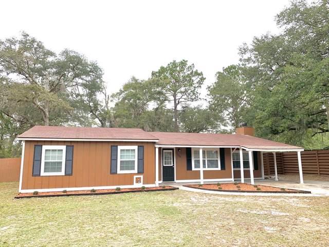 1103 Kelly Drive, Hinesville, GA 31313 (MLS #133016) :: Coldwell Banker Holtzman, Realtors