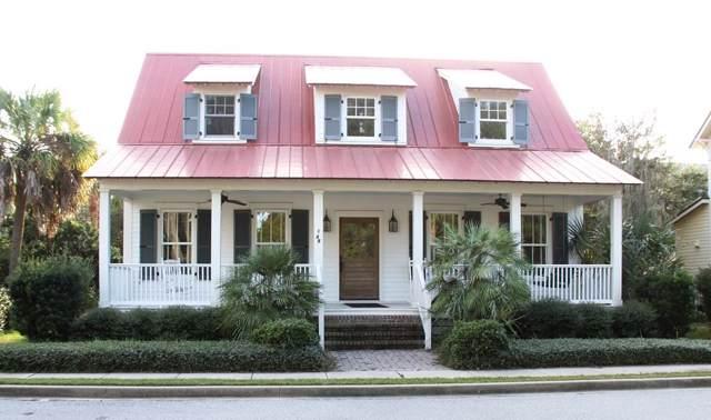 149 Yellow Bluff Drive, Midway, GA 31320 (MLS #133030) :: Coldwell Banker Holtzman, Realtors
