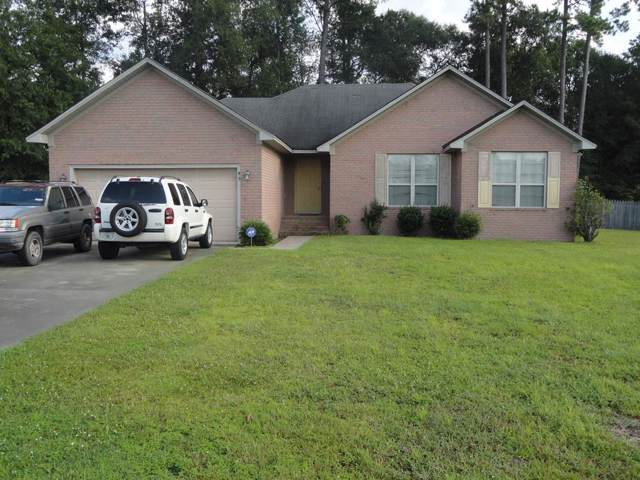 95 West Daryl Drive, Hinesville, GA 31313 (MLS #133071) :: Level Ten Real Estate Group