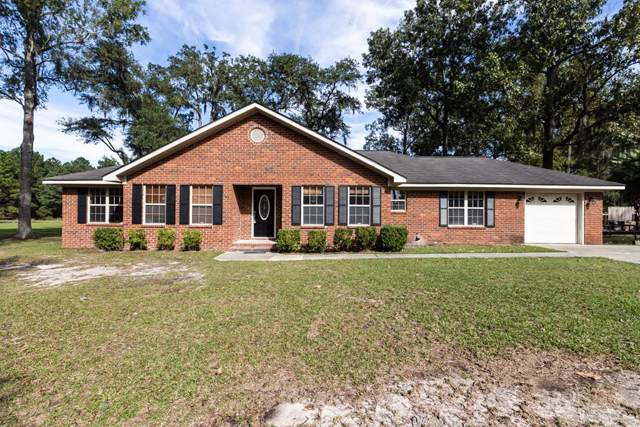 170 Marsh Drive, Midway, GA 31320 (MLS #133073) :: RE/MAX All American Realty