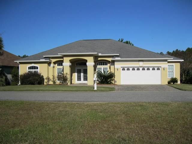 365 Chase Drive, Jesup, GA 31546 (MLS #133108) :: Coldwell Banker Holtzman, Realtors