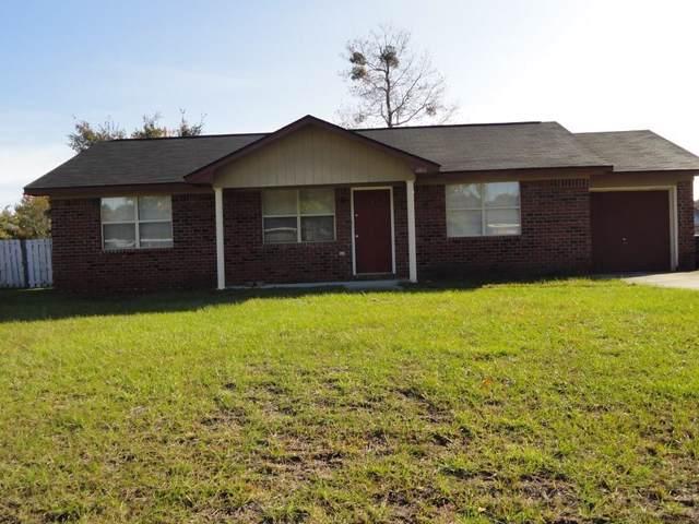 1467 Flo Zechman Drive, Hinesville, GA 31313 (MLS #133116) :: Coldwell Banker Holtzman, Realtors